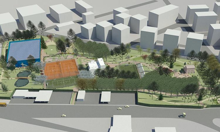 Progetto Parco Cardeto