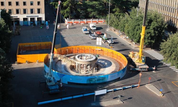 Progetto Fontana Piazza Tacito