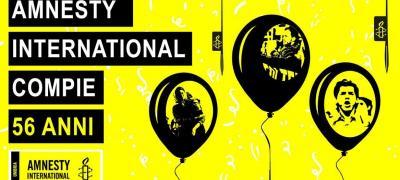Amnesty International compie 56 anni