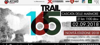 5^ edizioneTrail 165 Cascata delle Marmore