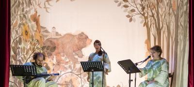 Stagione di Prosa 2016-2017: Cantico - narrazione in musica