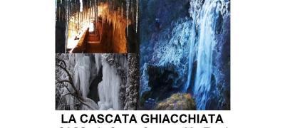 Mostra fotografica: La cascata ghiacciata