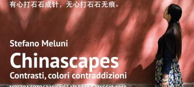 Chinascapes: mostra fotografica di Stefano Meluni