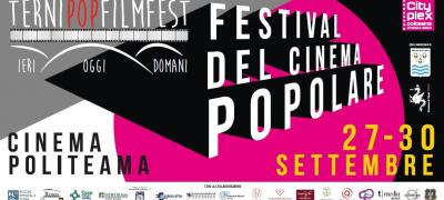 Pop Film Fest. Festival del Cinema Popolare