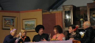 Debutto della nuova Commedia in Vernacolo: Li Ternani a Montardo