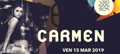 VISIONINMUSICA 2019: Carmen in tour