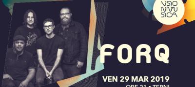 VISIONINMUSICA 2019: Forq Threq