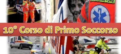 10° Corso di formazione per aspiranti soccorritori