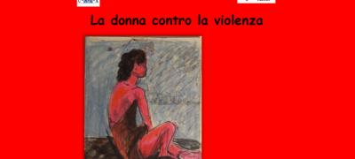 La donna contro la violenza