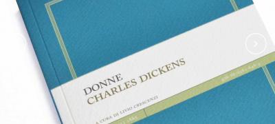 Presentazione del libro: Donne, di Charles Dickens, Mattioli 1885, 2017