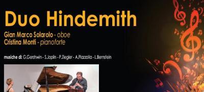 Stagione concertistica 2016/2017 Araba Fenice - Duo Hindemith - ciclo: Viaggio fra le due Americhe