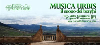 Festival Federico Cesi Il suono dei borghi
