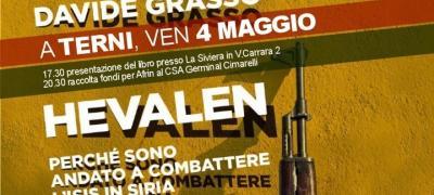 Hevalen. Incontro con Davide Grasso