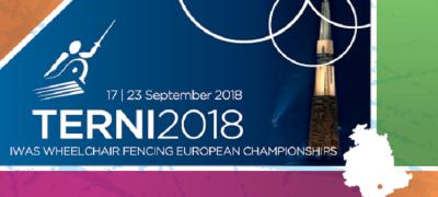 Campionati europei di scherma paralimpica