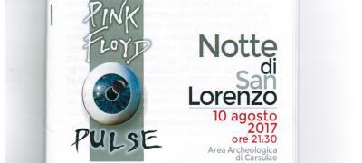 Pulse: concerto dedicato ai Pink Floyd