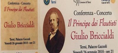 Il Principe dei Flautisti Giulio Briccialdi