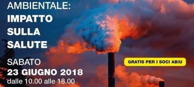Inquinamento ambientale: impatto sulla salute