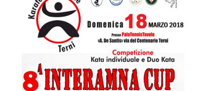 Interamna Cup Karate 2018