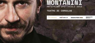 Giorgio Montanini: Anteprima Show 2018 Carsulae
