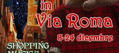 Natale è... in via Roma