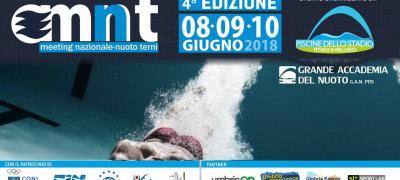 4^ edizione Meeting nazionale di nuoto Terni