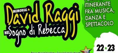 1° Memorial David Raggi - nel sogno di Rebecca