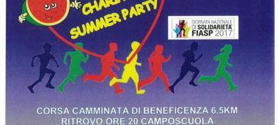 Run&Walk by night di beneficenza