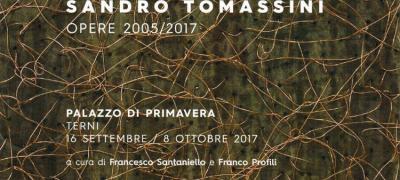 Sandro Tomassini opere 2005 / 2017