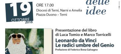 Presentazione del libro: Leonardo da Vinci. Le radici umbre del Genio