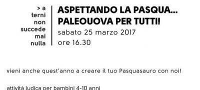 Aspettando la Pasqua ... Paleouova per tutti!
