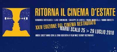 XXIV edizione Narni, le vie del cinema