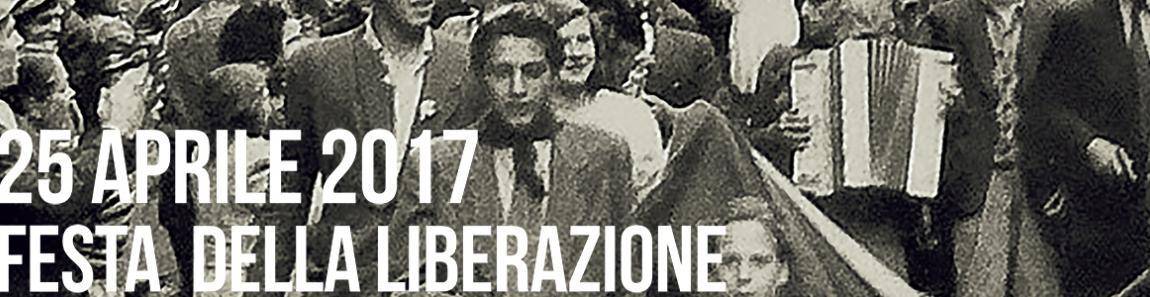 Il 25 aprile Festa della Liberazione