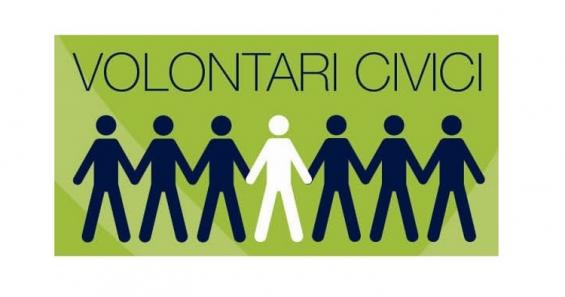 Volontari civici nuova risorsa