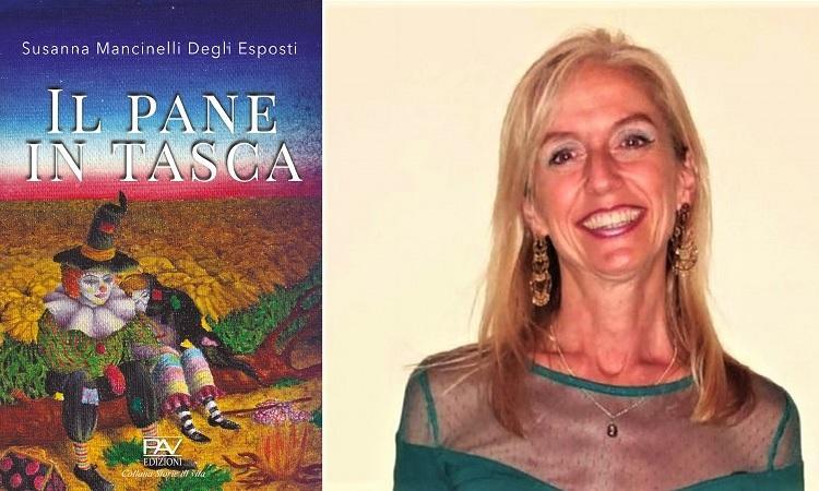 Incontro con Susanna Mancinelli Degli Esposti autrice di Il pane in tasca