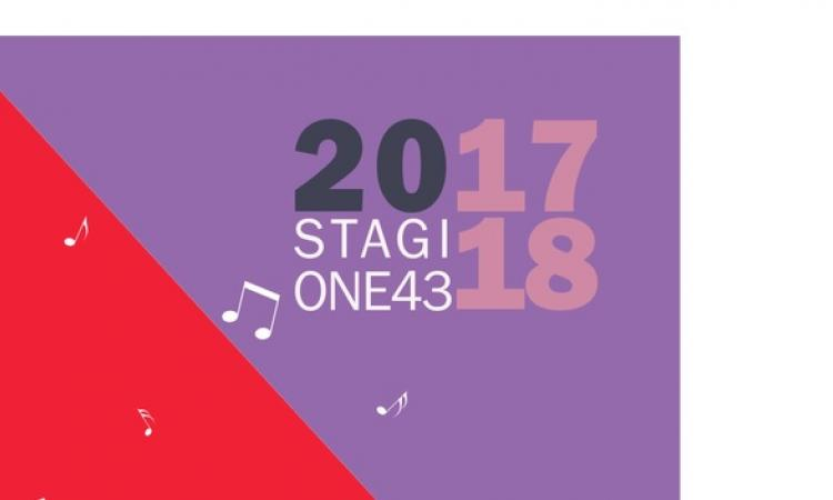 43^ Stagione Concertistica dell'Associazione Filarmonica Umbra: concerto sei