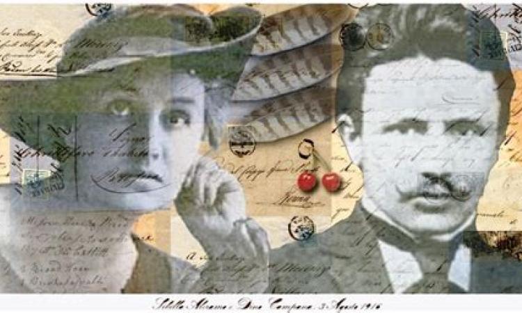 Una singolare vicenda amorosa del primo Novecento. Le lettere di Sibilla Aleramo e Dino Campana negli anni 1916-1918