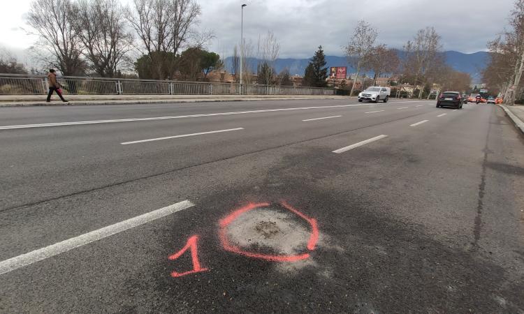Ponte Allende: da lunedì nuovi interventi sul manto stradale
