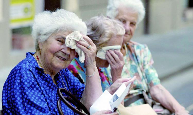 Riparte FrescaEstate, il servizio estivo per gli anziani