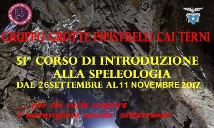 51° Corso di introduzione alla speleologia