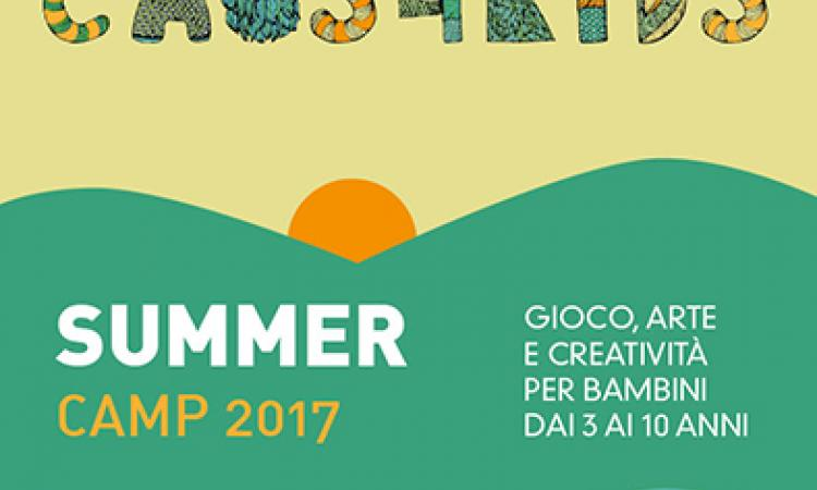 Caos4Kids: Summercamp 2017