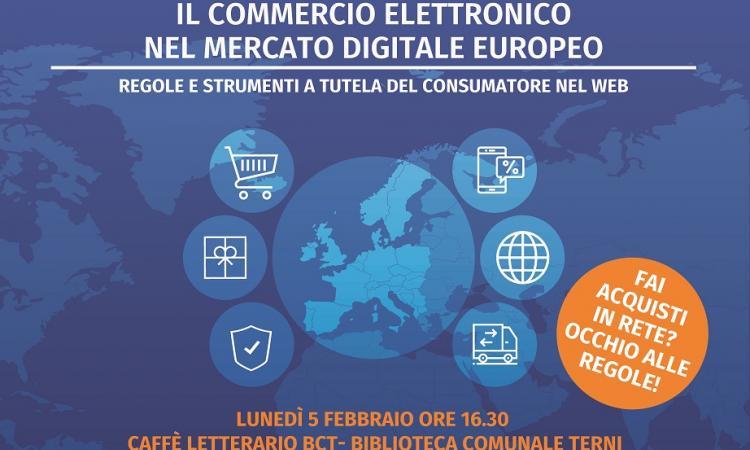 Commercio on line, dall'UE una tutela per i consumatori