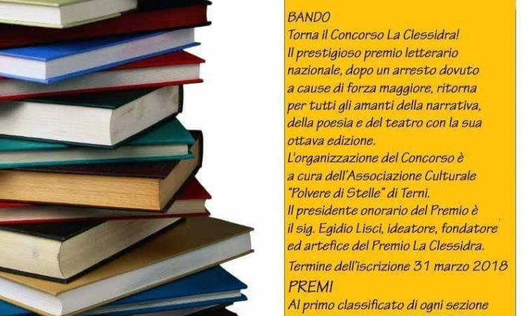 Premio letterario La Clessidra