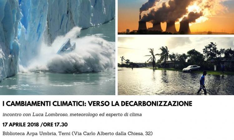 I cambiamenti climatici: verso la decarbonizzazione