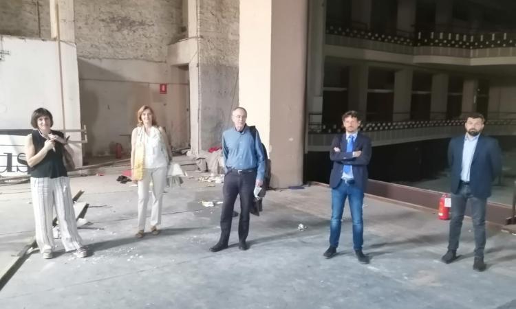 Teatro Verdi, la commissione ha iniziato i lavori stamattina