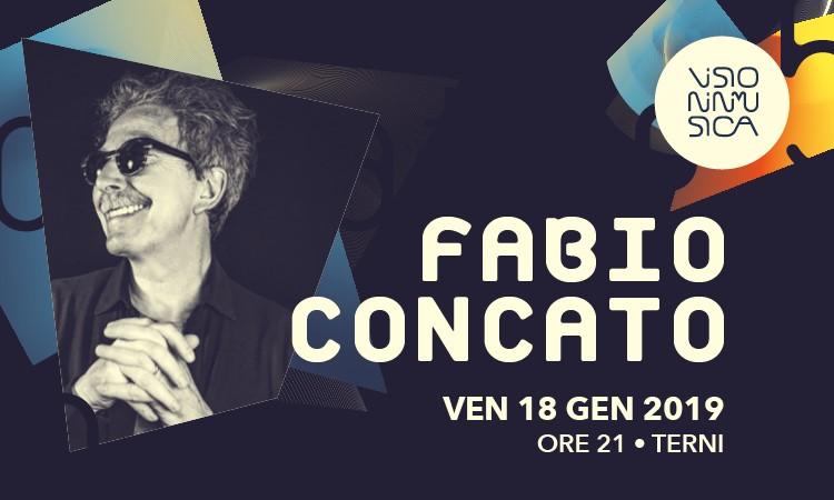 VISIONINMUSICA 2019: Fabio Concato in concerto