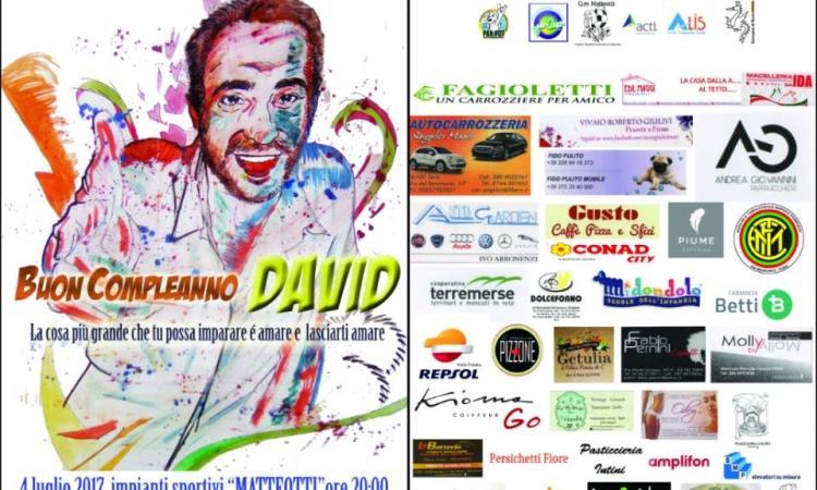 Buon Compleanno David Portale Istituzionale Del Comune Di Terni