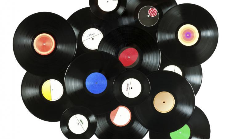 Jazz per gli occhi: le copertine dei dischi in vinile del Fondo Nino Moccia