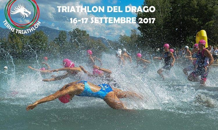 Triathlon del DRAGO 2017