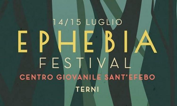 Pausa archiviata, torna Ephebia Festival