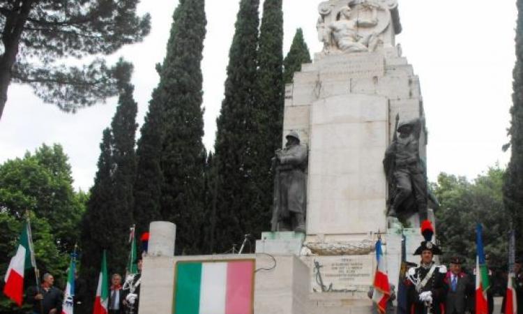 Il 13 giugno la cerimonia per la Liberazione della città
